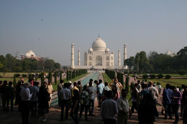 Тадж-Махал ежедневно посещают до 50 тысяч туристов / islam-today.ru