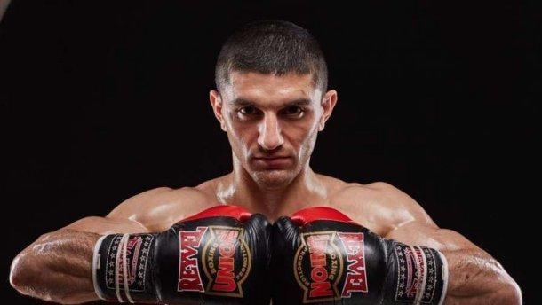 Артем Далакян провелзащитку титула WBA в Киеве / 24tv.ua