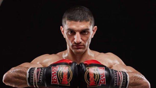 Артем Далакян проведет защиту титула WBA в Киеве / 24tv.ua