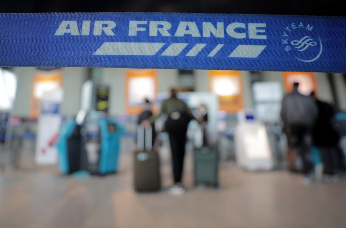 3 апреля во Франции отменят часть авиарейсов из-за страйка / Фото REUTERS