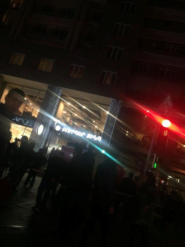 В Ереване произошел взрыв / REUTERS
