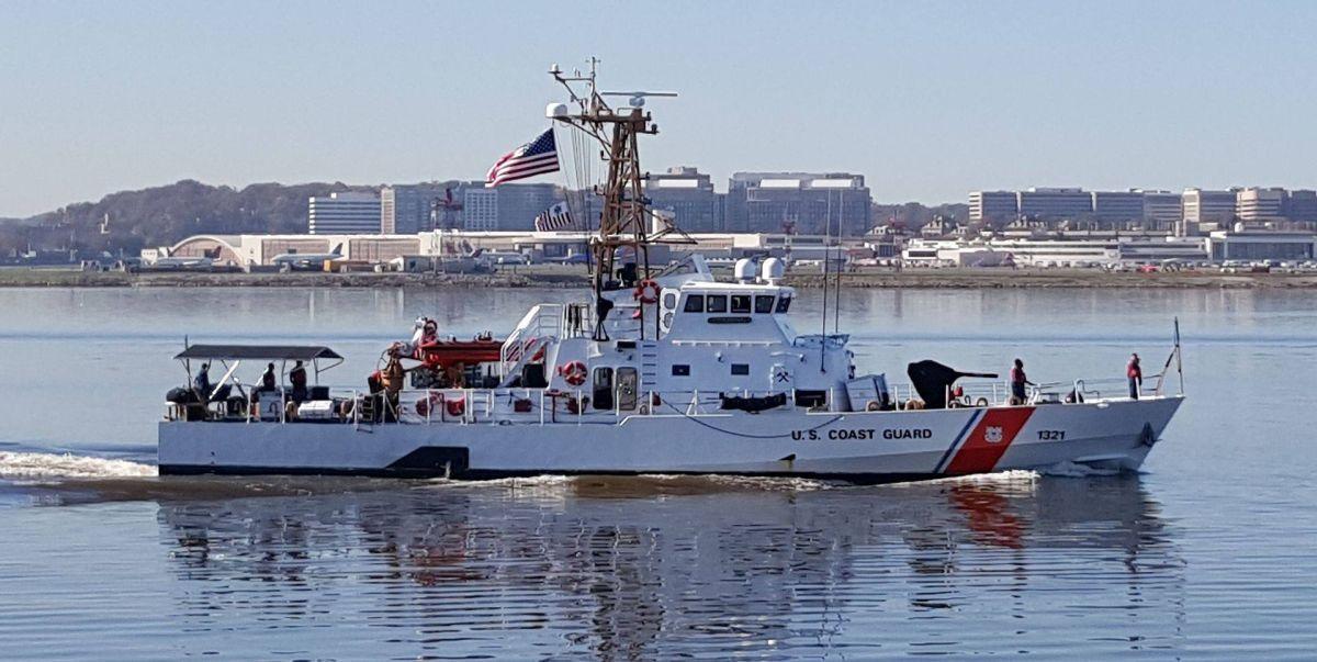 Украина получит от США еще один патрульный катер типа Island / фото facebook.com/navy.mil.gov.ua