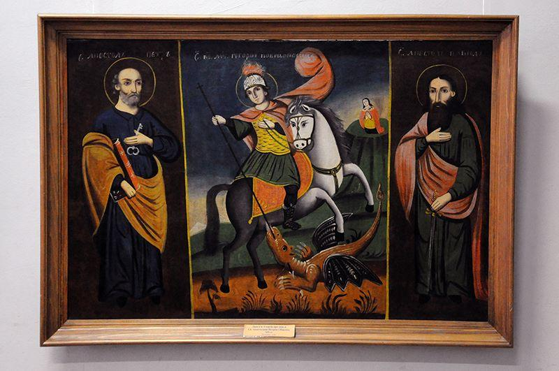В Херсонском областном художественном музее обновленный зал иконописи / 0552.ua