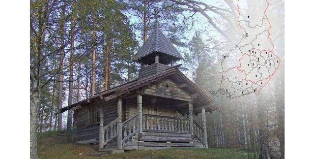 Православный храм в Йоэнсуу / Niera