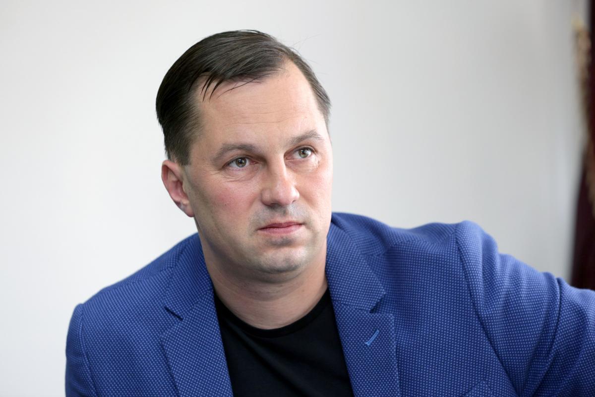 Начальник ГУ Нацполиции в Одесской области Дмитрий Головин рассказал о расследовании громких преступлений в регионе / УНИАН