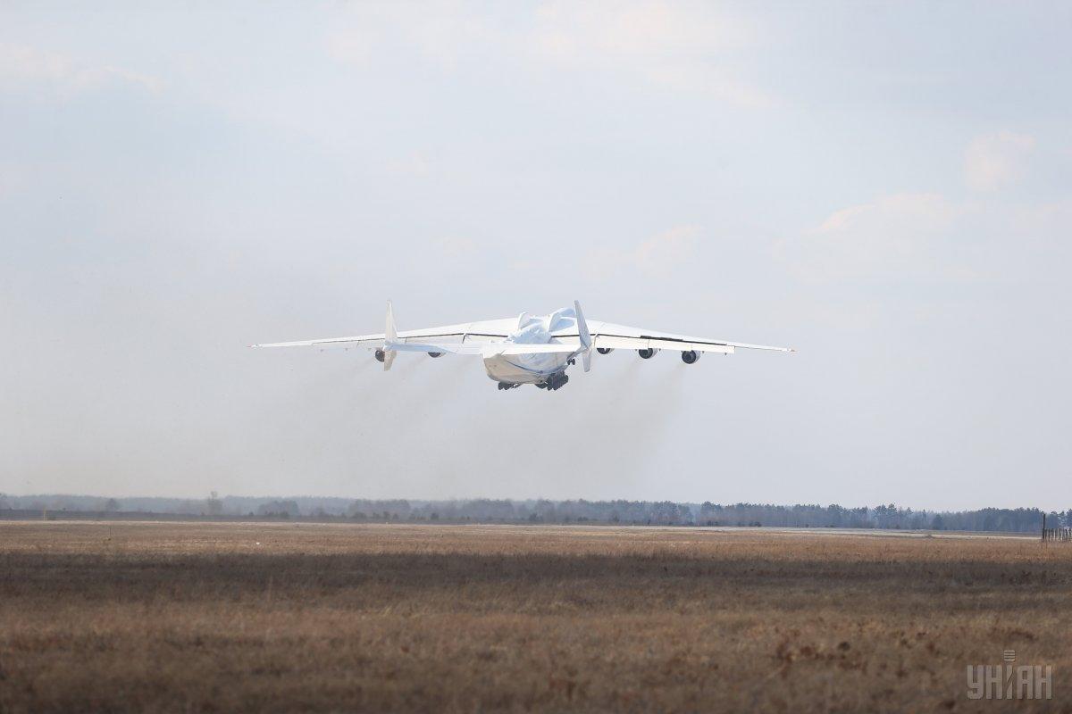 В 1965 годуАн-22 впервые поднялся в небо / УНИАН
