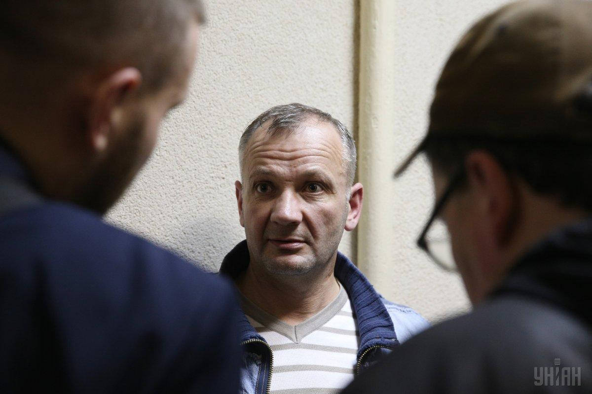 Суд відклав обрання запобіжного заходу для майданівця Бубенчика  / фото УНІАН