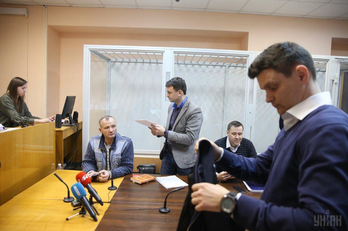 Суд избирает меру пресечения для Бубенчика / фото УНИАН