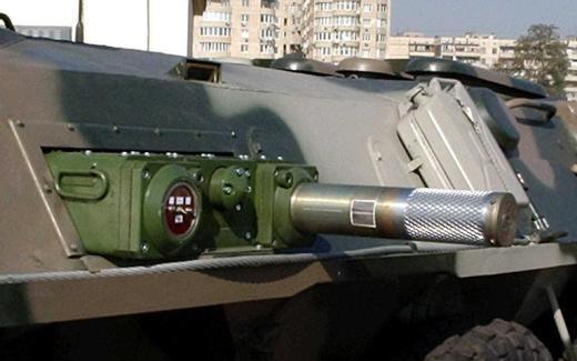 Украинские комплексы активной защиты будут поставлять в Турцию / фото opk.com.ua