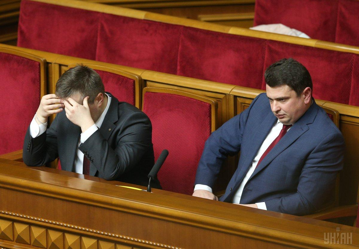 Холодницький заявив, що у матеріалах справи щодо розкрадань в «Укроборонпромі» немає переданих з прокуратури 87 аркушів переписки / фото УНИАН