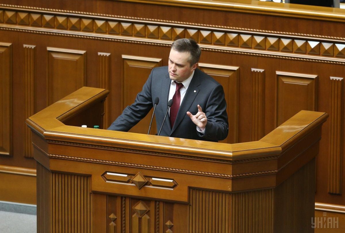 Холодницкий заявил, что САП согласовала подозрение министру / фото УНИАН