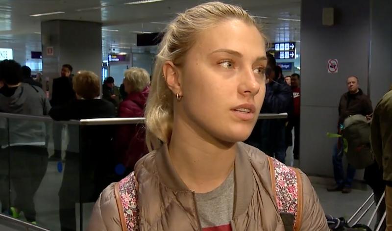 Ольга Харлан програла вже у другому бою нинішнього ЧС / xsport.ua
