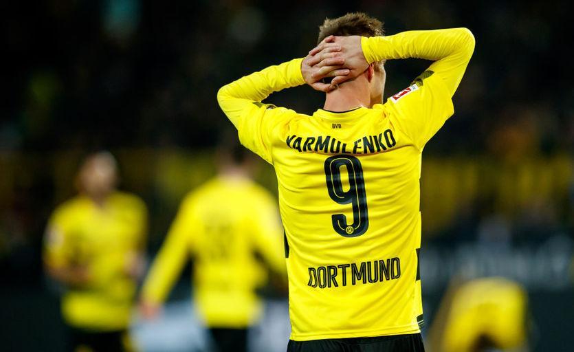 Ярмоленко еще не готов выйти на поле в матче чемпионата Германии / Isport