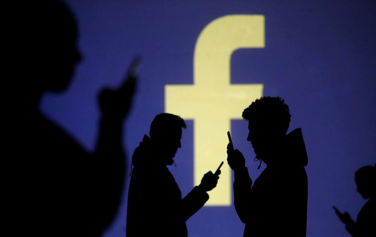 """Facebook уже принес извинения и назвал инцидент""""неприемлемой ошибкой"""" / фото REUTERS"""