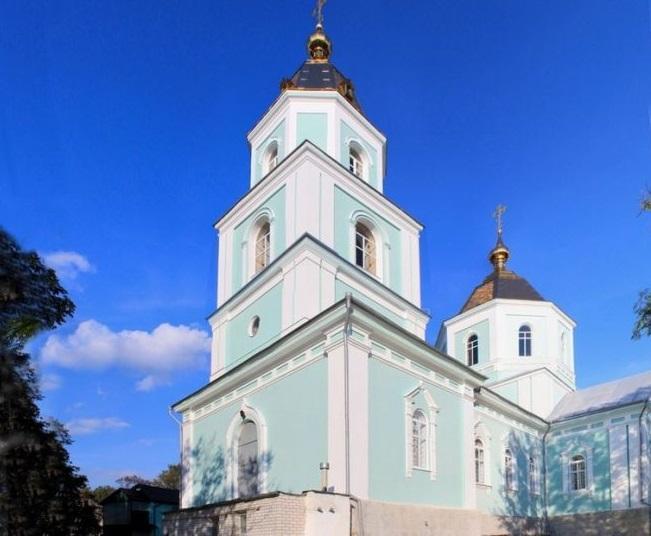 Свято-Успенский собор Житомира / IGotoWorld