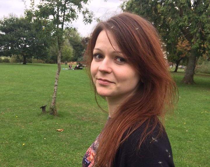 Юлия Скрипальсделала первое заявление после отравления / facebook.com/julia.skripal