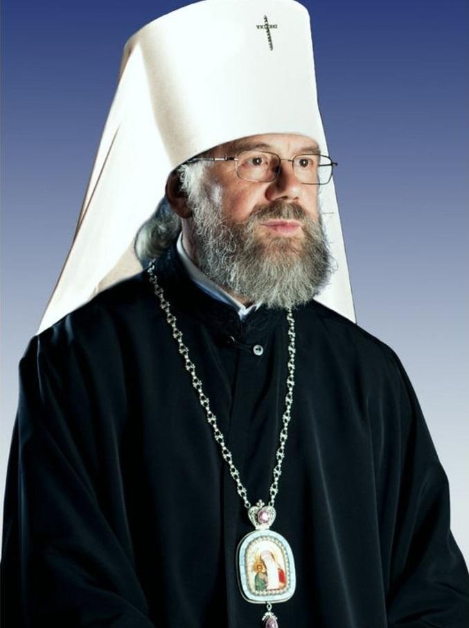 Митрополит Августин привітав православних військових з Великоднем / kapelan.org.ua