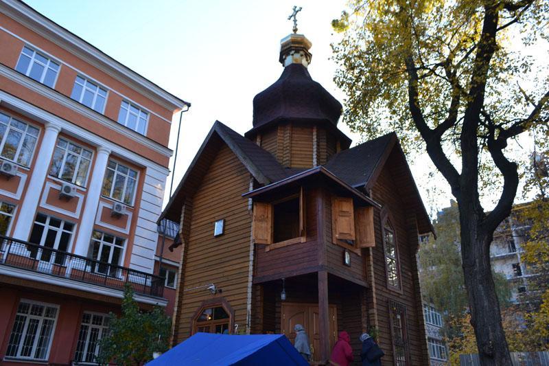 Храм в честь Иерусалимской иконы Божией Матери / news.church.ua