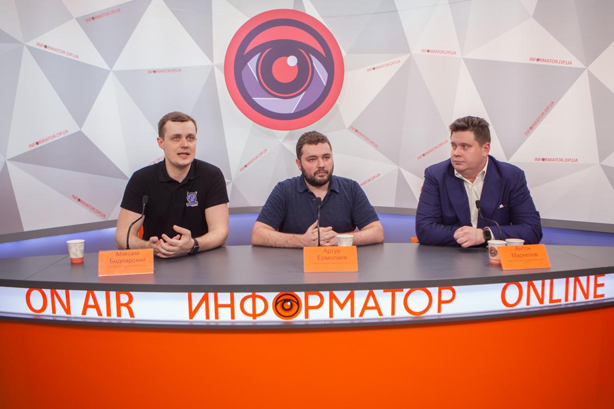 В Україні презентована нова Федерація кіберспорту / uesf.org.ua