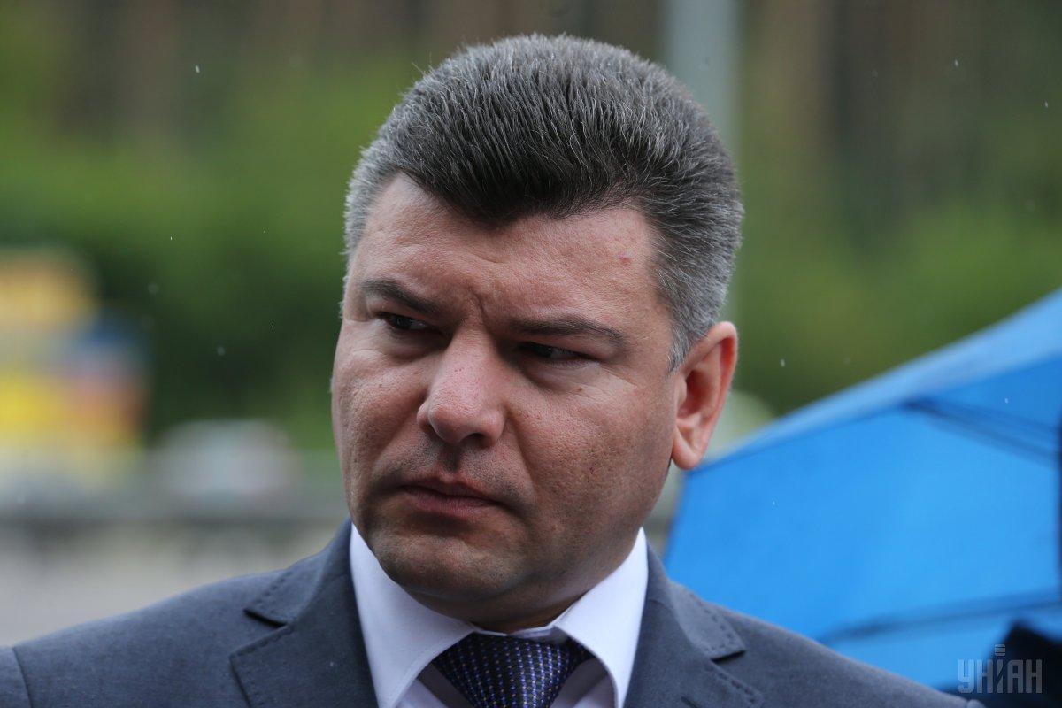 Михаил Ноняка снова возглавил Укртрансбезопасность / фото УНИАН
