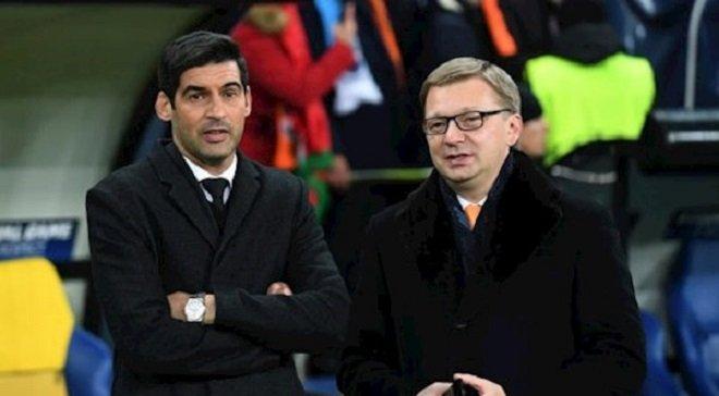 Фонсека і Палкін обговорюють новий контракт / football24.ua