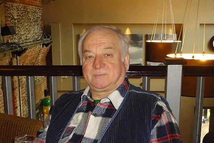Sergei Skripal / rtvi.com