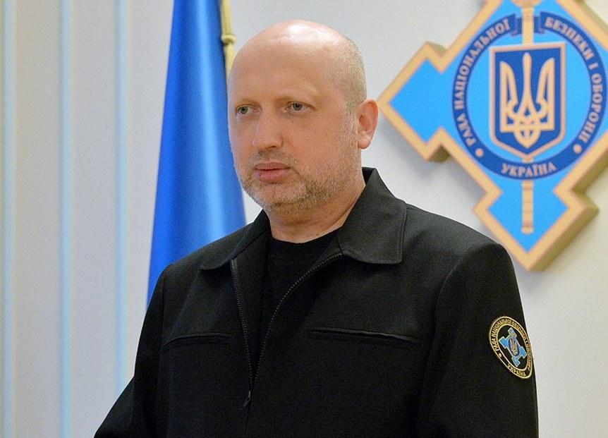Турчинов назвал военные удары США и союзников по военным объектам в Сирии профессиональной и адекватной реакцией / фото facebook.com/rnbou