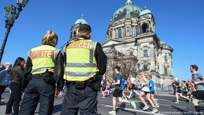 На Берлинском полумарафоне полиция предотвратила теракт / dw.com