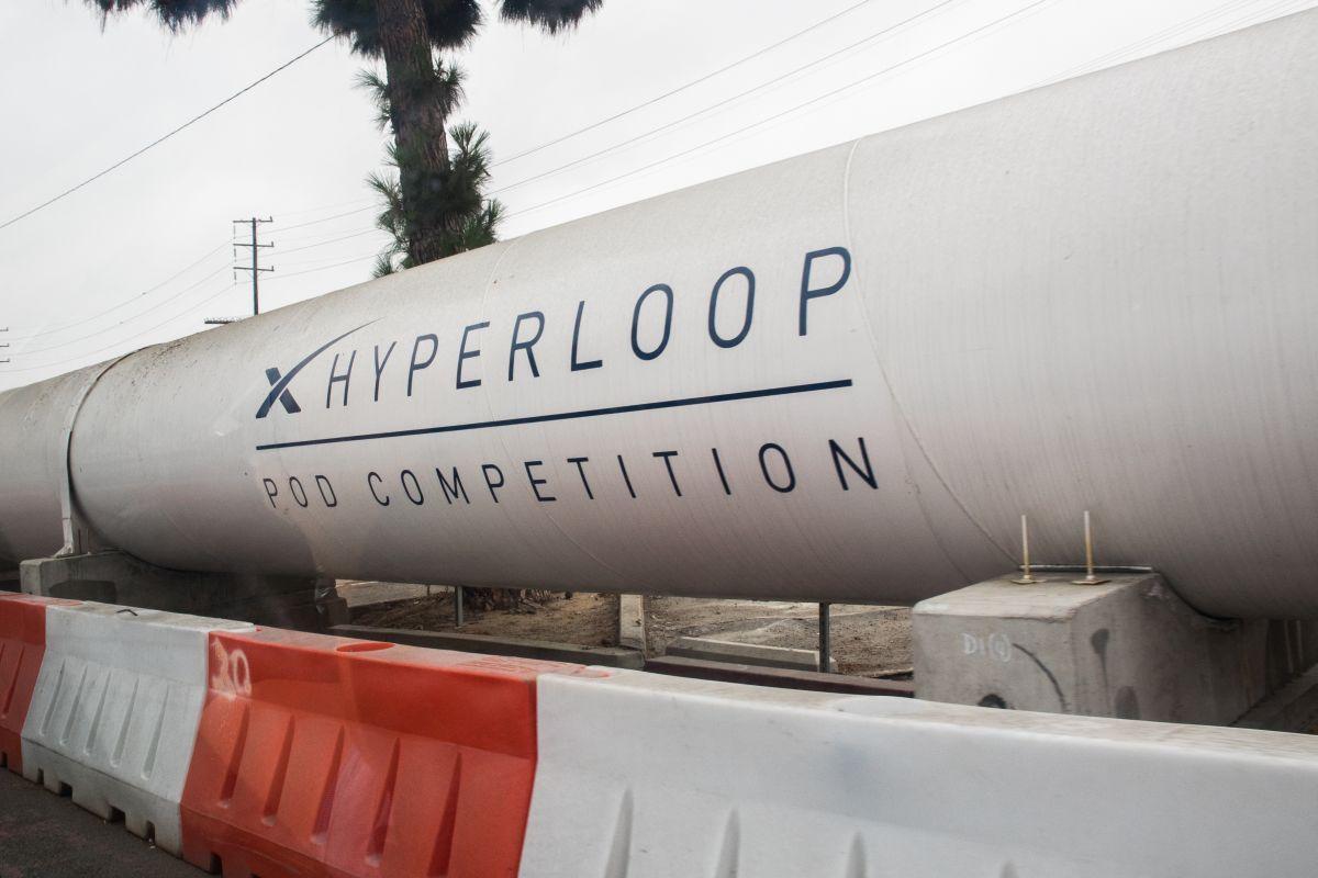 Hyperloop будут использовать для перевозки грузов / фото Okras / wikipedia.org