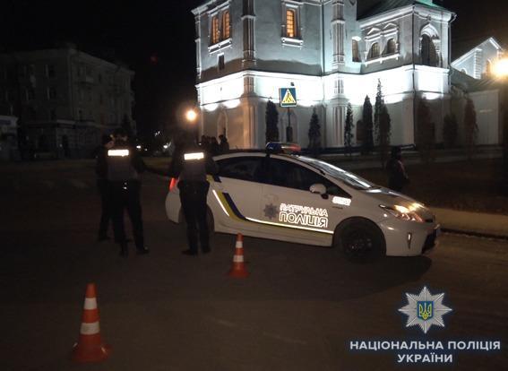 Пасхальная ночь в Украине прошла спокойно / npu.gov.ua