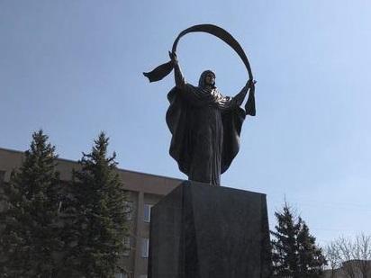В Кривом Роге открыли новый монумент / 1tv.kr.ua