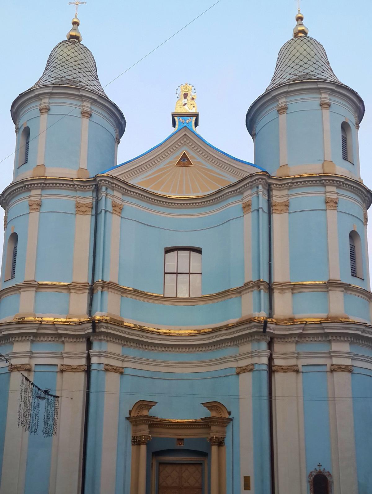 Вірменський костел в Івано-Франківську
