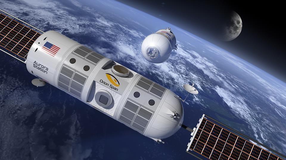 Станция будет запущена на орбиту в 2021 году / фото facebook.com/OrionSpanInc