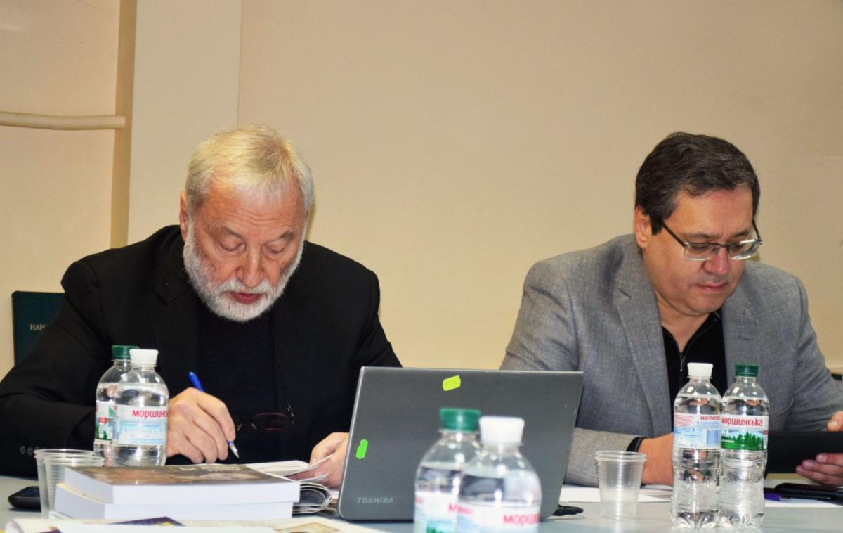 В Киеве прошло заседание Президиума Ваада Украины / vaadua.org
