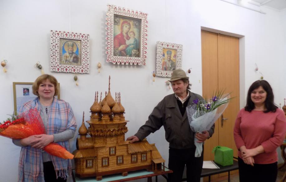 "Выставка ""Пасхальная сказка"" / komr.gov.ua"