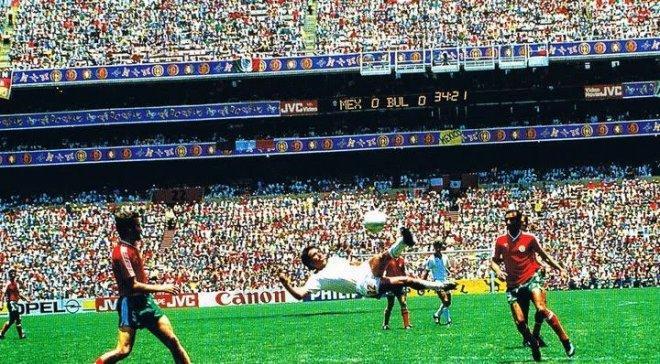 Гол Мануеля Негрете визнаний найкращим в історії чемпіонатів світу / football24.ua