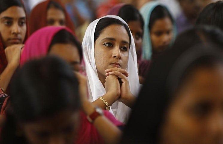 Индийские христиане, иллюстративное фото / 316news.org