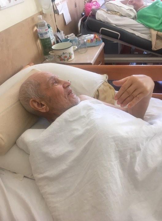 Пенсионер дал первое интервью после ДТП / фото Страна