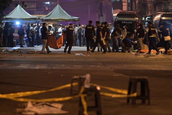 В результате теракта пострадали 12 человек / islam-today.ru