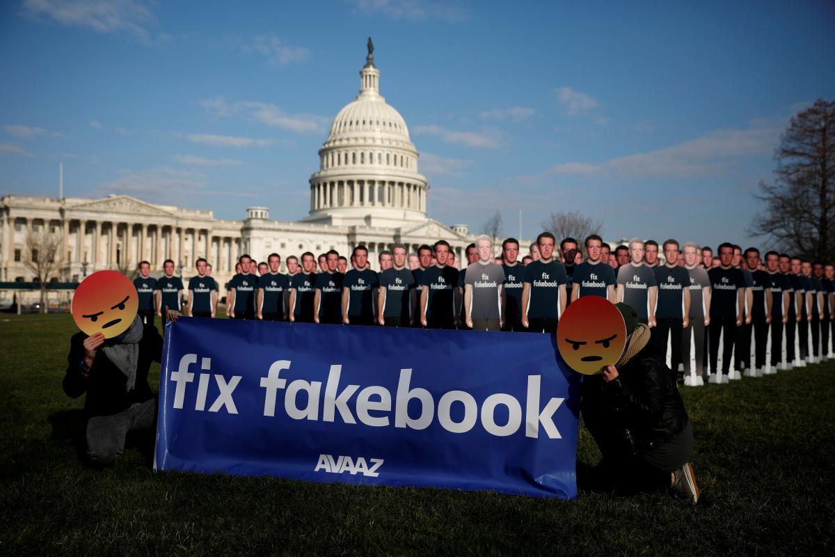 Facebook лишь своим существованием угрожает человечеству / фото REUTERS