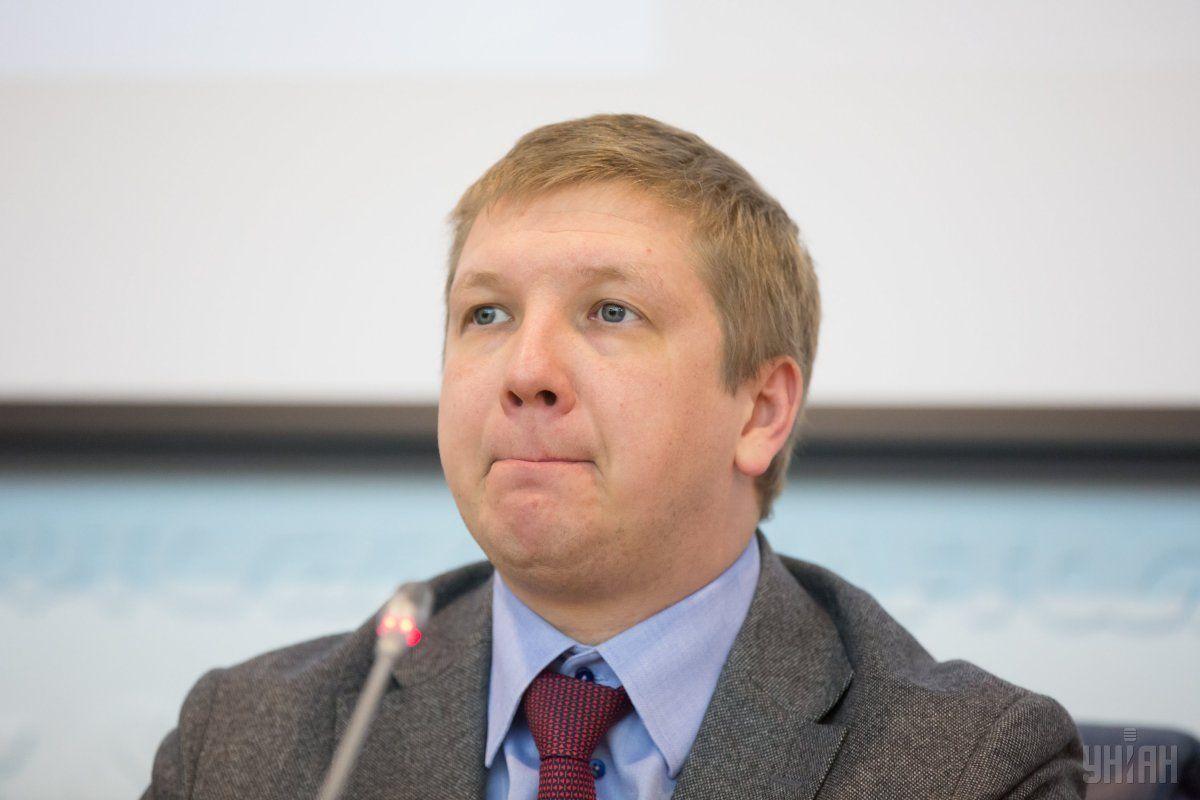 """Коболев сообщил, что """"Нафтогаз"""" вернется к вопросу евробондов только после выборов /фото УНИАН"""