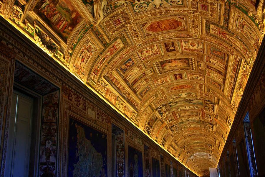 Ватиканские музеи / TourBlogger.ru