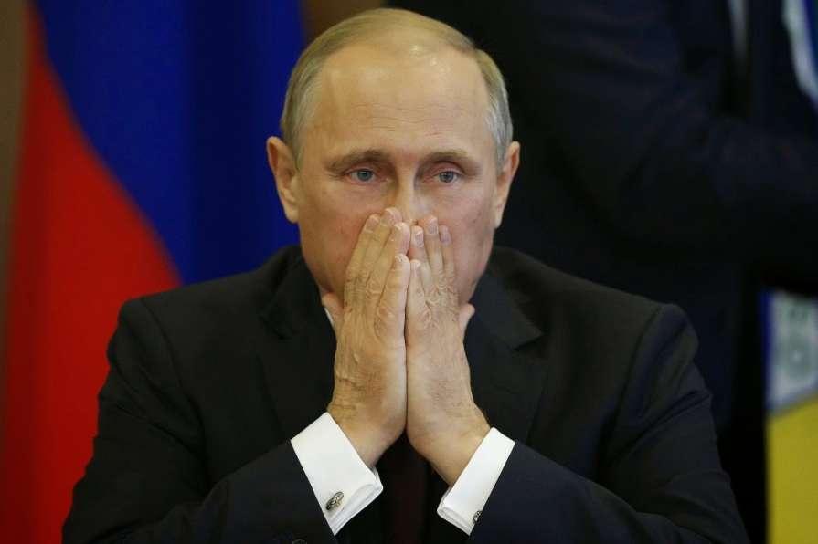 Вернувшсь в 2012-м году в Кремль, Путин выбрал четкий путь на изоляцию и конфликт с Западом / фото Russia Insider