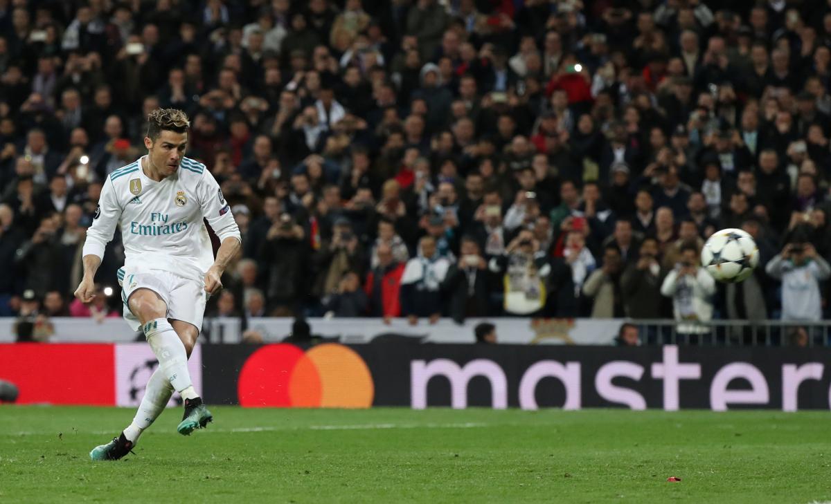 """Гол Кріштіану Роналду вивів """"Реал"""" у півфінал Ліги чемпіонів / REUTERS"""