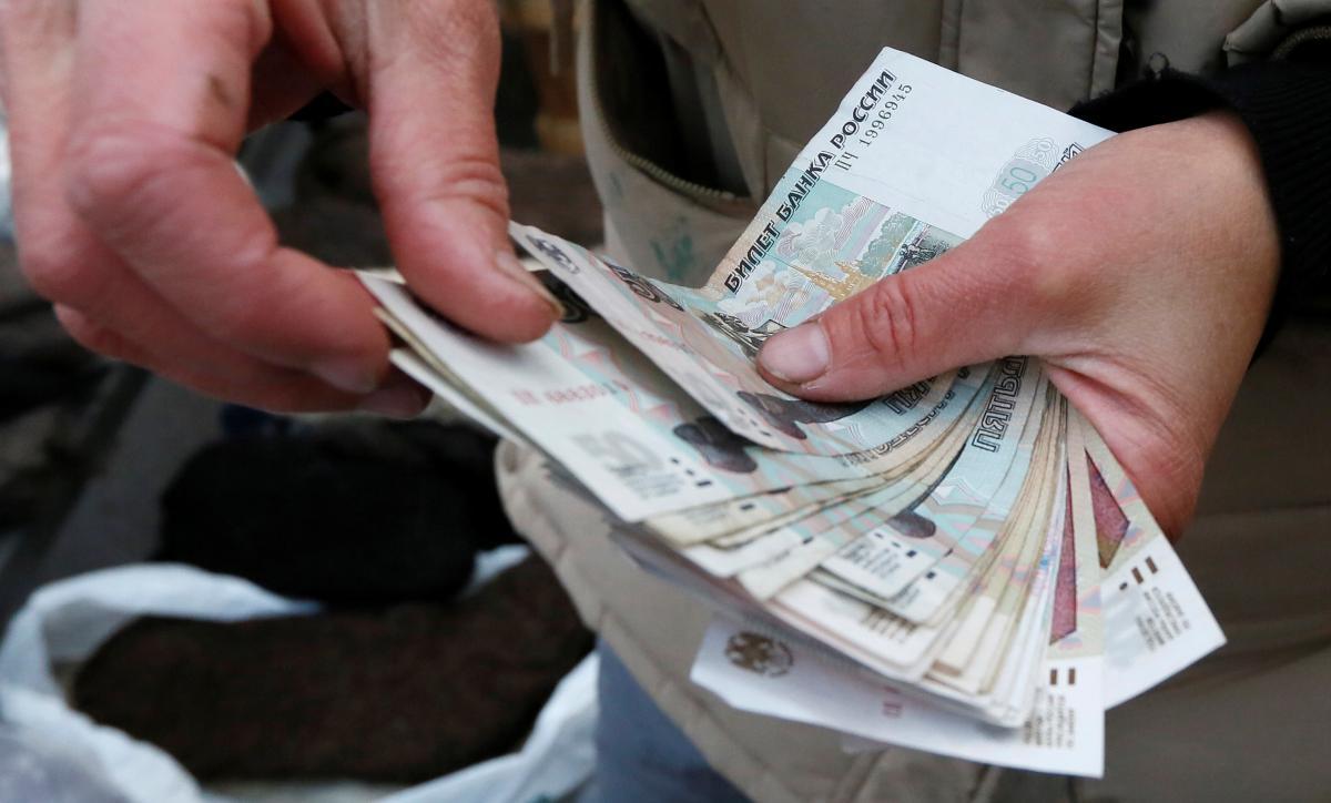 Морган Stanley ждет падения рубля до66руб./$
