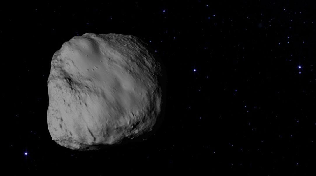 """""""Бенну"""" - самый опасный астероид / фото ecotechnica.com.ua"""