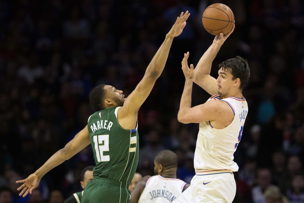 """""""Філадельфія"""" і """"Мілуокі"""" вийшли в плей-офф НБА / REUTERS"""