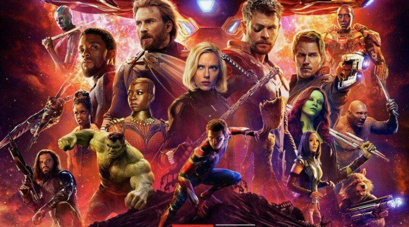 """Фильм """"Мстители: Война бесконечности"""" установил рекорд по предпродаже билетов / Marvel"""