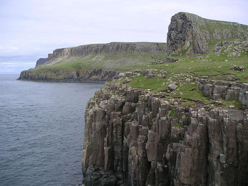 Гебридские острова в Шотландии / travelnetplanet.com