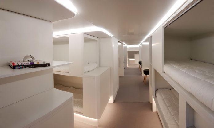 Airbus представил новую концепцию использования пространства в самолетах / avianews